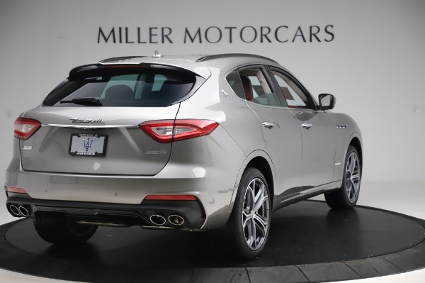 New 2020 Maserati Levante S Q4 GranSport for sale $104,635 at Pagani of Greenwich in Greenwich CT 06830 7