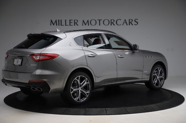 New 2020 Maserati Levante S Q4 GranSport for sale $104,635 at Pagani of Greenwich in Greenwich CT 06830 8