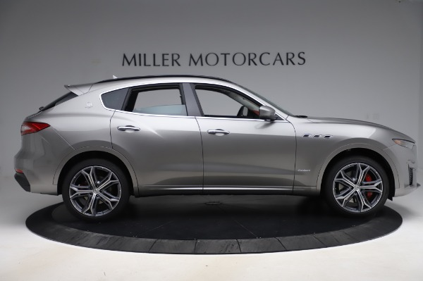 New 2020 Maserati Levante S Q4 GranSport for sale $104,635 at Pagani of Greenwich in Greenwich CT 06830 9