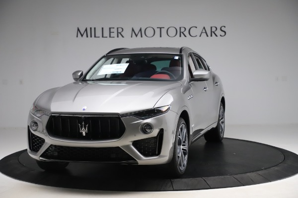 New 2020 Maserati Levante S Q4 GranSport for sale $104,635 at Pagani of Greenwich in Greenwich CT 06830 1