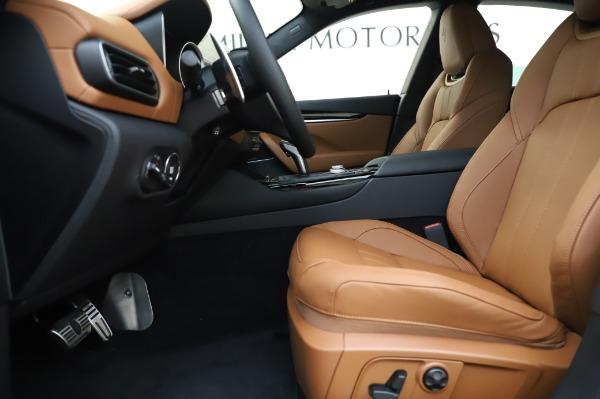 New 2020 Maserati Levante Q4 GranSport for sale $86,685 at Pagani of Greenwich in Greenwich CT 06830 14
