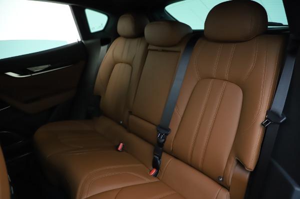 New 2020 Maserati Levante Q4 GranSport for sale $86,685 at Pagani of Greenwich in Greenwich CT 06830 18