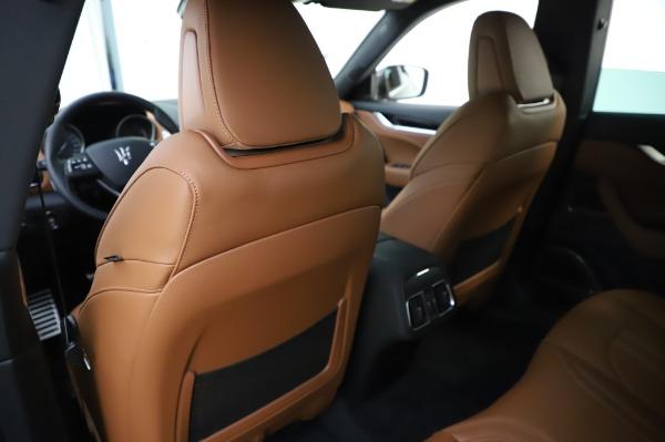 New 2020 Maserati Levante Q4 GranSport for sale $86,685 at Pagani of Greenwich in Greenwich CT 06830 20