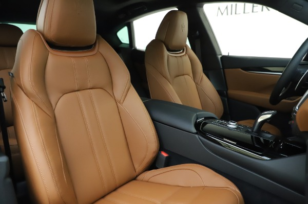 New 2020 Maserati Levante Q4 GranSport for sale $86,685 at Pagani of Greenwich in Greenwich CT 06830 22