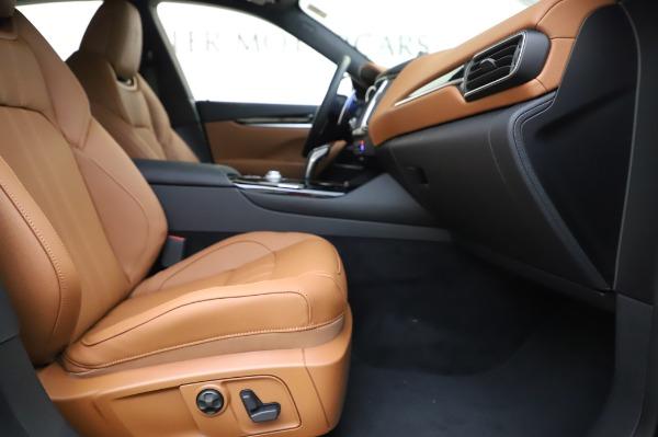 New 2020 Maserati Levante Q4 GranSport for sale $86,685 at Pagani of Greenwich in Greenwich CT 06830 23