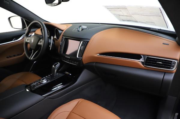 New 2020 Maserati Levante Q4 GranSport for sale $86,685 at Pagani of Greenwich in Greenwich CT 06830 24