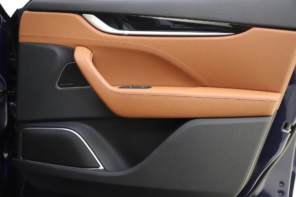New 2020 Maserati Levante Q4 GranSport for sale $86,685 at Pagani of Greenwich in Greenwich CT 06830 25