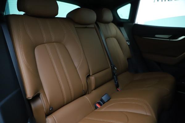 New 2020 Maserati Levante Q4 GranSport for sale $86,685 at Pagani of Greenwich in Greenwich CT 06830 26