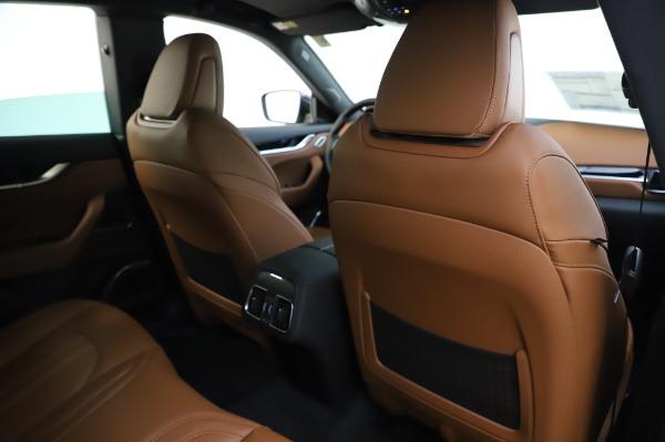 New 2020 Maserati Levante Q4 GranSport for sale $86,685 at Pagani of Greenwich in Greenwich CT 06830 28