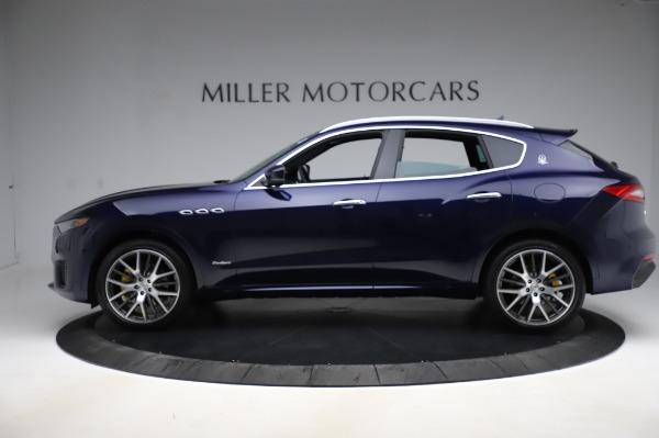 New 2020 Maserati Levante Q4 GranSport for sale $86,685 at Pagani of Greenwich in Greenwich CT 06830 3