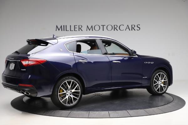 New 2020 Maserati Levante Q4 GranSport for sale $86,685 at Pagani of Greenwich in Greenwich CT 06830 8
