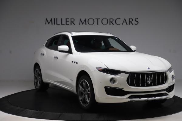 New 2020 Maserati Levante Q4 GranLusso for sale $74,480 at Pagani of Greenwich in Greenwich CT 06830 11