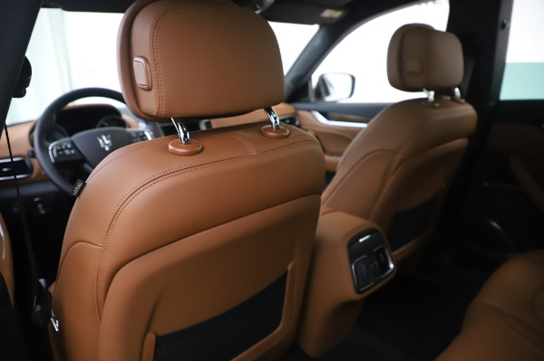 New 2020 Maserati Levante Q4 GranLusso for sale $74,480 at Pagani of Greenwich in Greenwich CT 06830 21