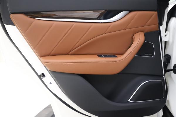 New 2020 Maserati Levante Q4 GranLusso for sale $74,480 at Pagani of Greenwich in Greenwich CT 06830 22