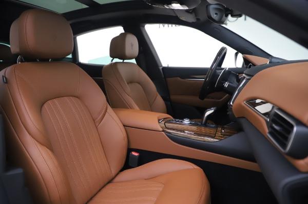 New 2020 Maserati Levante Q4 GranLusso for sale $74,480 at Pagani of Greenwich in Greenwich CT 06830 23