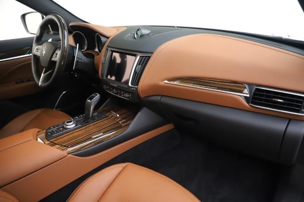 New 2020 Maserati Levante Q4 GranLusso for sale $74,480 at Pagani of Greenwich in Greenwich CT 06830 25