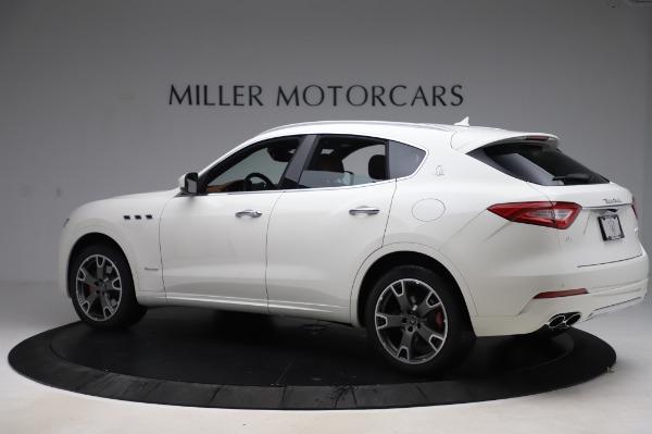 New 2020 Maserati Levante Q4 GranLusso for sale $74,480 at Pagani of Greenwich in Greenwich CT 06830 4