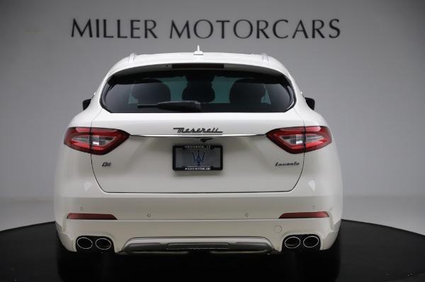 New 2020 Maserati Levante Q4 GranLusso for sale $74,480 at Pagani of Greenwich in Greenwich CT 06830 6