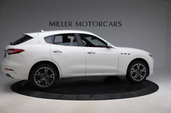 New 2020 Maserati Levante Q4 GranLusso for sale $74,480 at Pagani of Greenwich in Greenwich CT 06830 8