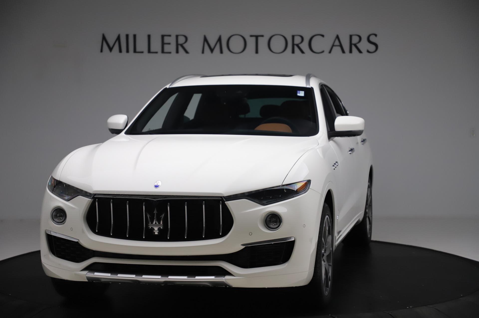 New 2020 Maserati Levante Q4 GranLusso for sale $87,449 at Pagani of Greenwich in Greenwich CT 06830 1