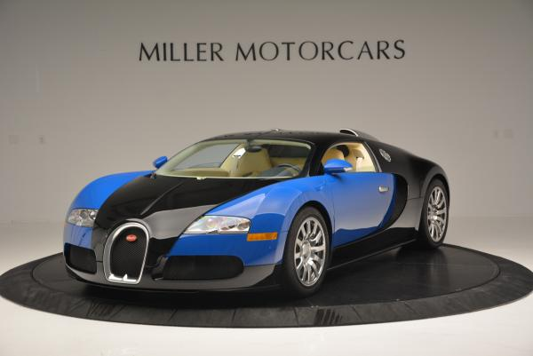 Used 2006 Bugatti Veyron 16.4 for sale Sold at Pagani of Greenwich in Greenwich CT 06830 2