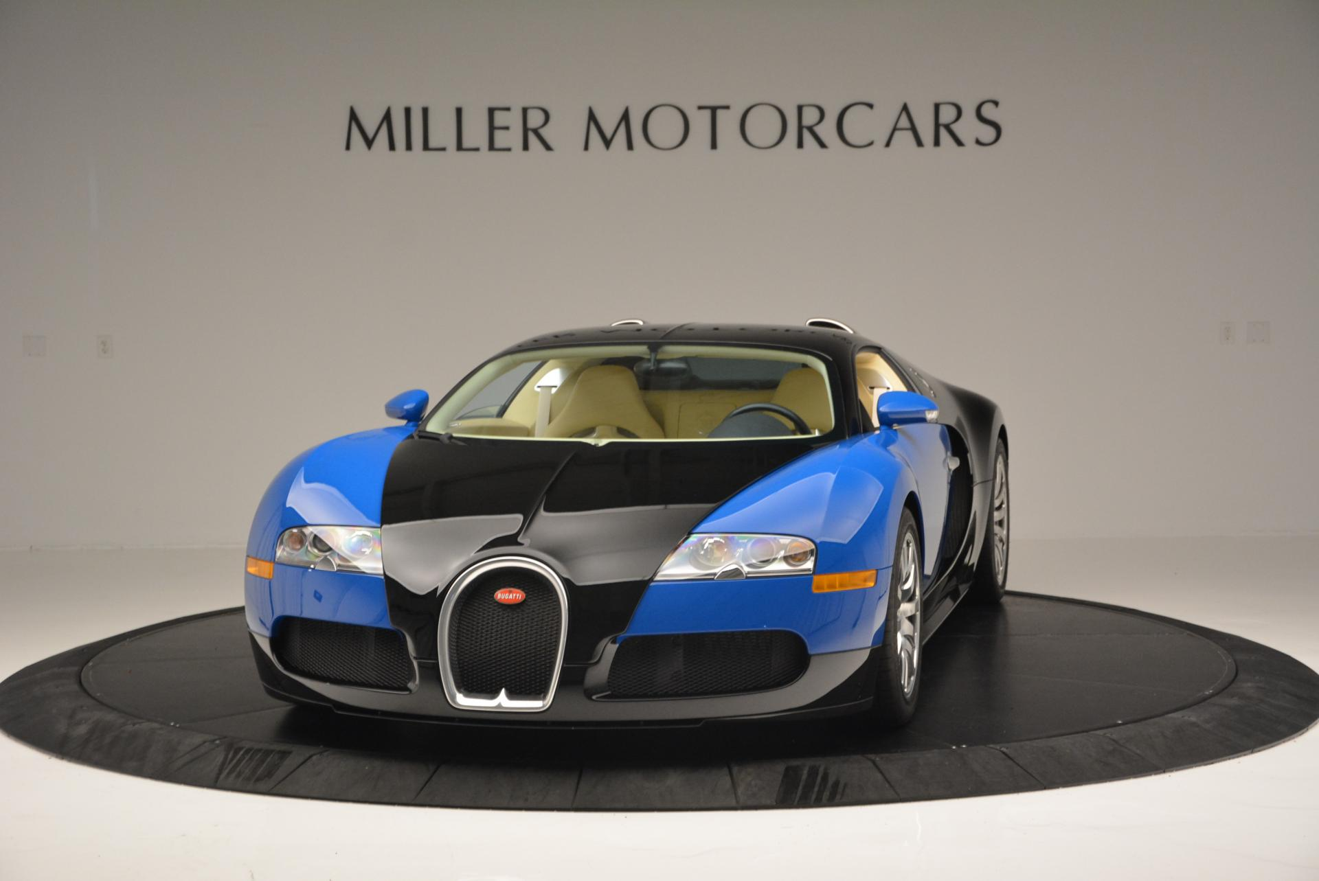 Used 2006 Bugatti Veyron 16.4 for sale Sold at Pagani of Greenwich in Greenwich CT 06830 1
