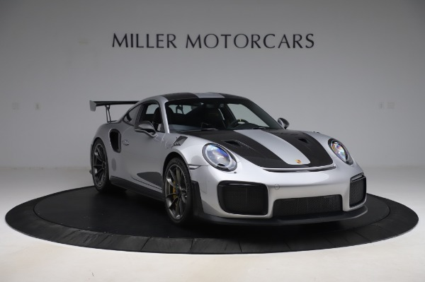 Used 2019 Porsche 911 GT2 RS for sale $316,900 at Pagani of Greenwich in Greenwich CT 06830 10