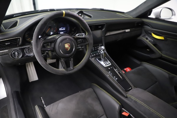 Used 2019 Porsche 911 GT2 RS for sale $316,900 at Pagani of Greenwich in Greenwich CT 06830 13