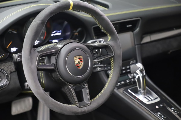 Used 2019 Porsche 911 GT2 RS for sale $316,900 at Pagani of Greenwich in Greenwich CT 06830 16