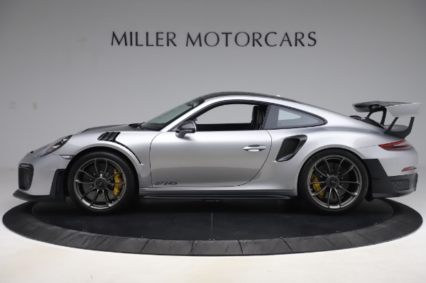 Used 2019 Porsche 911 GT2 RS for sale $316,900 at Pagani of Greenwich in Greenwich CT 06830 2