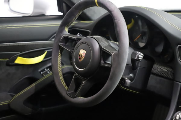 Used 2019 Porsche 911 GT2 RS for sale $316,900 at Pagani of Greenwich in Greenwich CT 06830 26