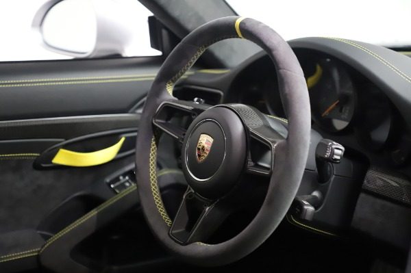 Used 2019 Porsche 911 GT2 RS for sale $316,900 at Pagani of Greenwich in Greenwich CT 06830 27
