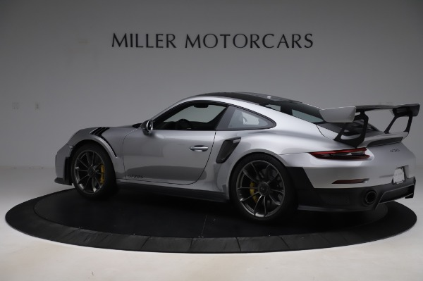 Used 2019 Porsche 911 GT2 RS for sale $316,900 at Pagani of Greenwich in Greenwich CT 06830 3
