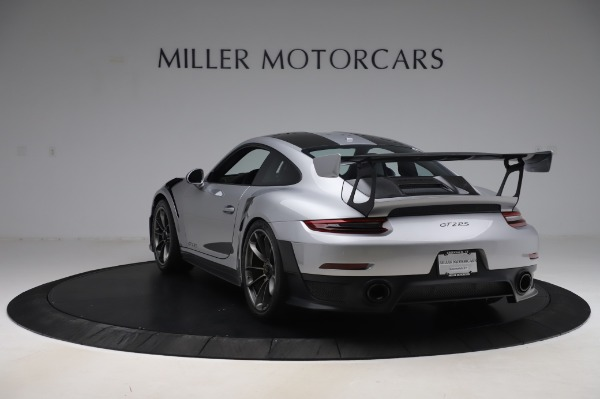Used 2019 Porsche 911 GT2 RS for sale $316,900 at Pagani of Greenwich in Greenwich CT 06830 4