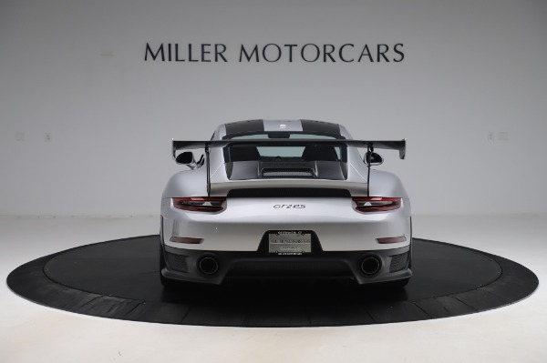 Used 2019 Porsche 911 GT2 RS for sale $316,900 at Pagani of Greenwich in Greenwich CT 06830 5