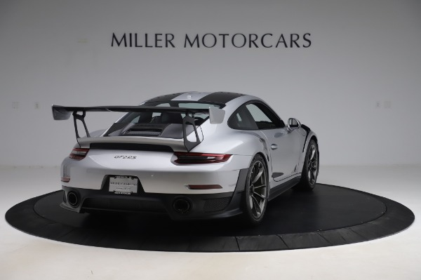 Used 2019 Porsche 911 GT2 RS for sale $316,900 at Pagani of Greenwich in Greenwich CT 06830 6