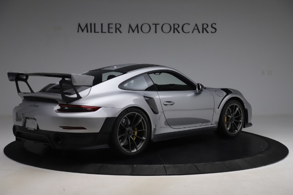 Used 2019 Porsche 911 GT2 RS for sale $316,900 at Pagani of Greenwich in Greenwich CT 06830 7