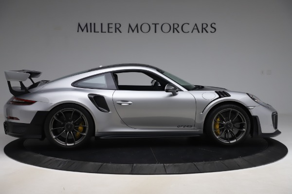 Used 2019 Porsche 911 GT2 RS for sale $316,900 at Pagani of Greenwich in Greenwich CT 06830 8