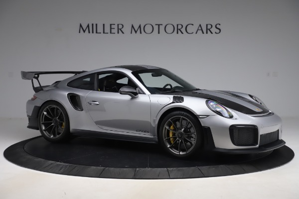 Used 2019 Porsche 911 GT2 RS for sale $316,900 at Pagani of Greenwich in Greenwich CT 06830 9