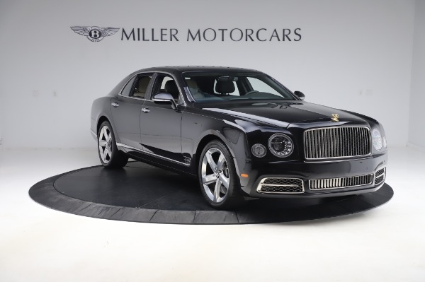 Used 2018 Bentley Mulsanne Speed for sale Sold at Pagani of Greenwich in Greenwich CT 06830 11