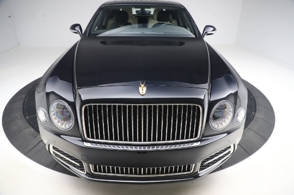 Used 2018 Bentley Mulsanne Speed for sale Sold at Pagani of Greenwich in Greenwich CT 06830 13