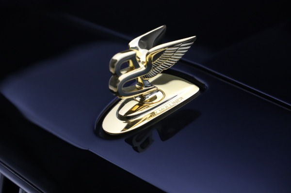 Used 2018 Bentley Mulsanne Speed for sale Sold at Pagani of Greenwich in Greenwich CT 06830 14