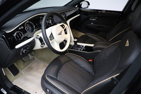 Used 2018 Bentley Mulsanne Speed for sale Sold at Pagani of Greenwich in Greenwich CT 06830 21