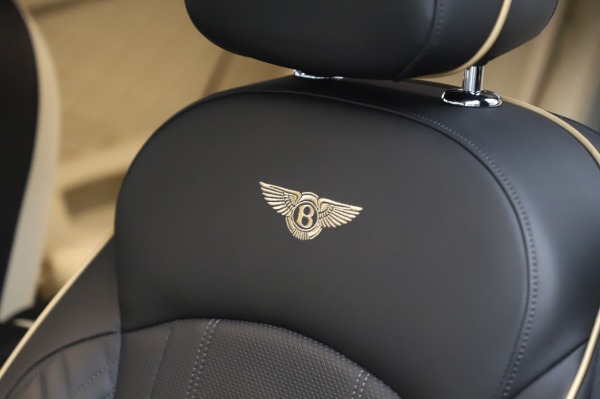 Used 2018 Bentley Mulsanne Speed for sale Sold at Pagani of Greenwich in Greenwich CT 06830 24
