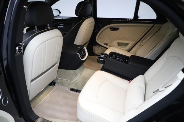 Used 2018 Bentley Mulsanne Speed for sale Sold at Pagani of Greenwich in Greenwich CT 06830 26