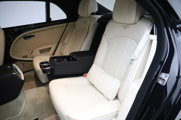 Used 2018 Bentley Mulsanne Speed for sale Sold at Pagani of Greenwich in Greenwich CT 06830 27