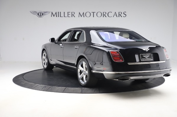 Used 2018 Bentley Mulsanne Speed for sale Sold at Pagani of Greenwich in Greenwich CT 06830 5