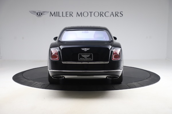 Used 2018 Bentley Mulsanne Speed for sale Sold at Pagani of Greenwich in Greenwich CT 06830 6