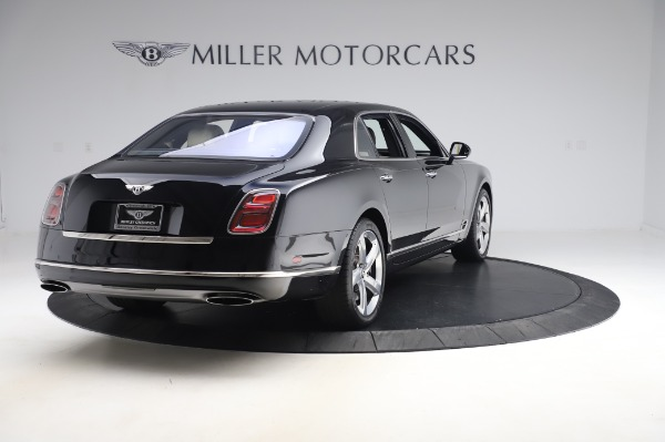 Used 2018 Bentley Mulsanne Speed for sale Sold at Pagani of Greenwich in Greenwich CT 06830 7
