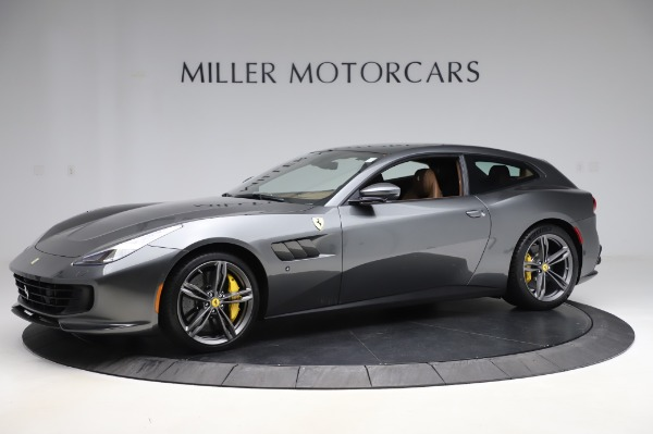 Used 2020 Ferrari GTC4Lusso for sale Call for price at Pagani of Greenwich in Greenwich CT 06830 2